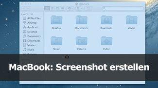MacBook: Screenshot erstellen - so geht's