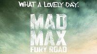 Mad Max: Fury Road - Der erste Trailer begeistert auf der Comic-Con