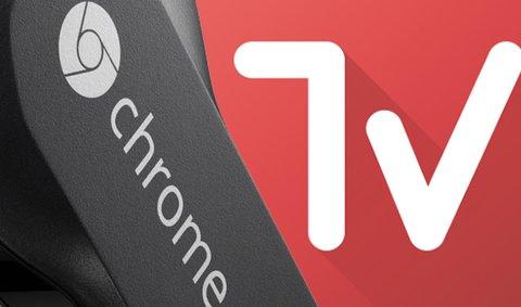 Magine funktioniert auch mit Chromecast.