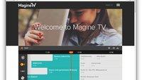 Mit Magine TV auf dem Mac kostenlos fernsehen, so geht's