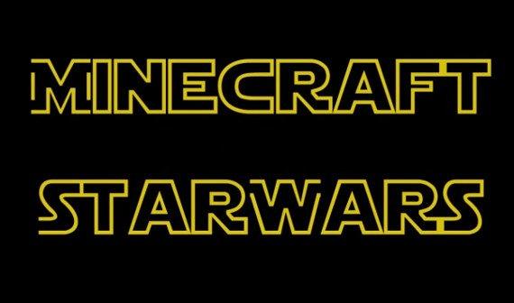 Minecraft Star Wars Episode IV Komplett Nachgebaut Film Folgt - Minecraft weltenbauer spielen
