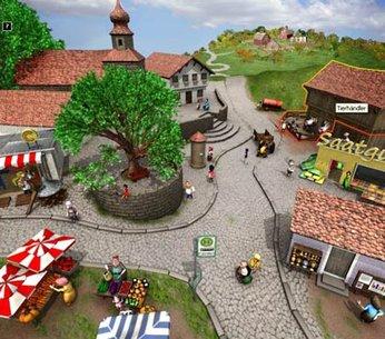 My Free Farm: Im Dorf ist der Teufel los