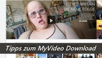 So funktioniert der MyVideo Download!