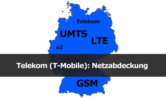 Telekom Lte Netzabdeckung Karte.Telekom Netzabdeckung Frequenzen