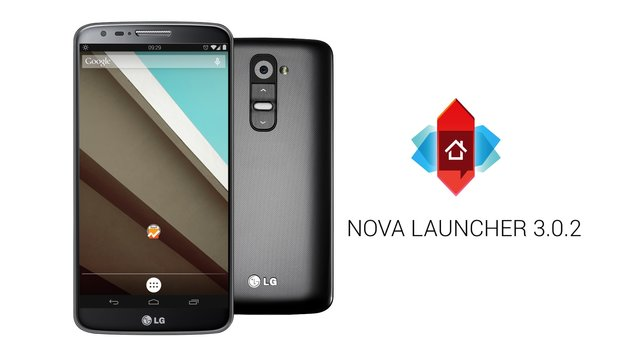Nova Launcher: Finale Version 3.0.2 mit Android L-Optik im Play Store gelandet