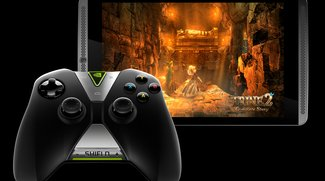 NVIDIA Shield Tablet: 8 Zoll Android-Tablet für Gamer
