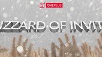 """OnePlus One: 5.000 neue Einladungen im """"Blizzard of Invites"""""""