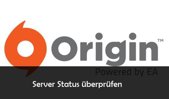 Origin down: Server-Status bei Problemen überprüfen
