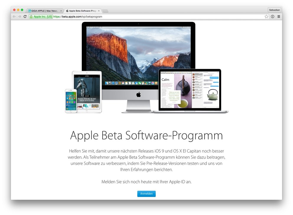 os-x-beta-download-andmeldung-apple