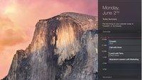 OS X 10.10 Yosemite: Fünfte Entwickler-Vorschau erhältlich