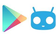 CyanogenMod: Google Play Store...