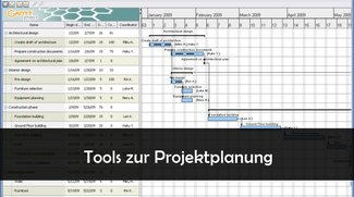 Projektmanagement Tools: Webbasiert, mit Wiki, Aufgabenplanung und mehr