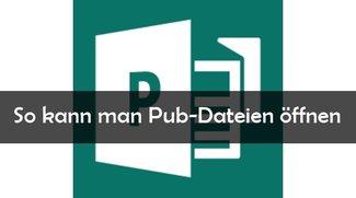 PUB-Dateien öffnen und bearbeiten – so geht's