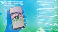 Samsung: Nächstes Smartphone mit Iris-Scanner?