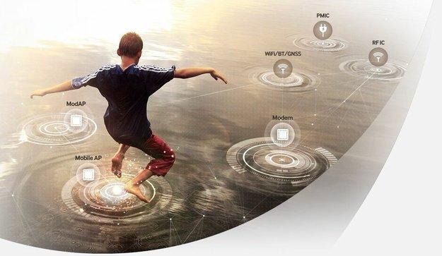 Samsung Exynos ModAP: Quad Core-Prozessor mit integriertem LTE-A-Modul vorgestellt