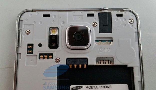 Samsung Galaxy Alpha: Neues Bild, neuer Termin und Benchmarks zum kompakten High End-Smartphone geleakt