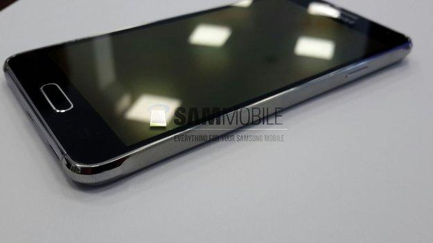 Samsung Galaxy Alpha: Entwickler-Konsole bestätigt 720p-Auflösung