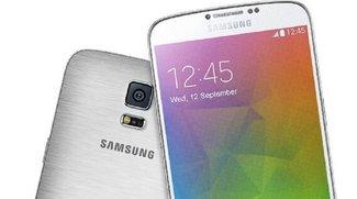Samsung Galaxy F: Neuer Leak zeigt weiteres mutmaßliches Pressebild des Premium-Modells
