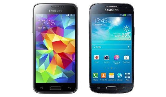 Samsung Galaxy S5 mini vs. Galaxy S4 mini: Technische Daten im Vergleich
