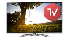 Magine auf dem Samsung-Smart TV: Registrierung und Login