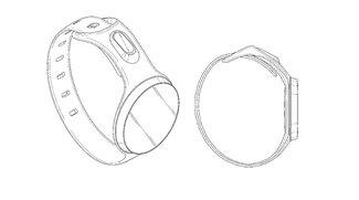 Samsung Gear: 3 Smartwatch-Designs im Moto 360-Stil patentiert