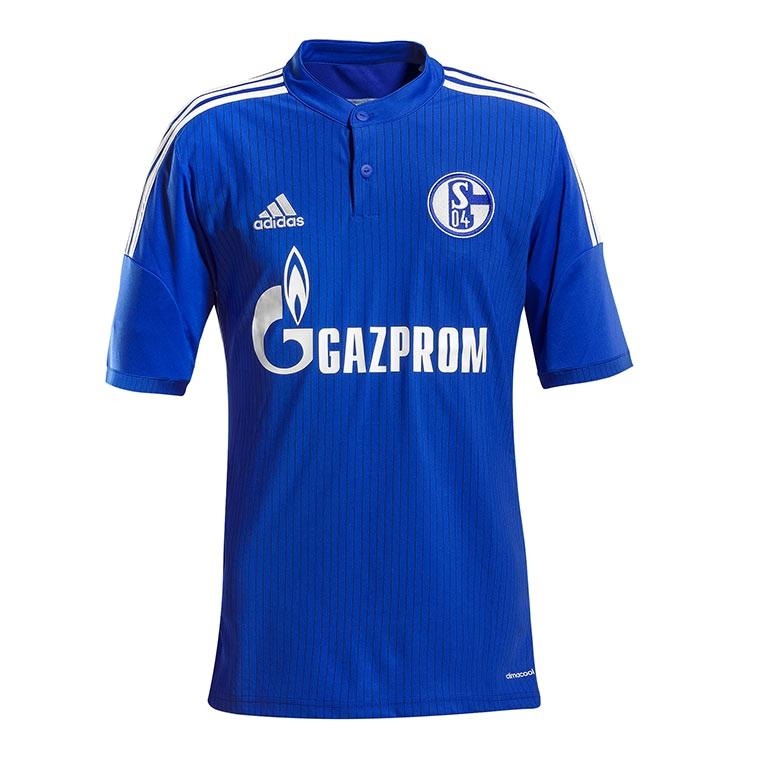 Fc schalke 04 trikot 2015 16 giga for Bundesliga trikots