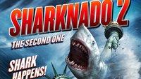 Sharknado 2: Erster Trailer zum Trash-Spektakel