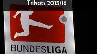 Bundesliga Trikots 2015/16: Die neuen Shirts von Bayern, BVB und Co. für die kommende Saison