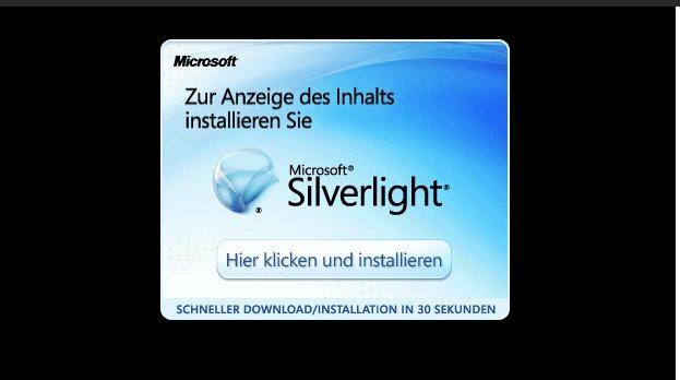 Sky Go funktioniert nicht mehr: Probleme mit Silverlight in