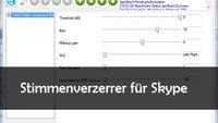 Stimmenverzerrer für Skype, Windows und Android: kostenlose Tools und App zum Download