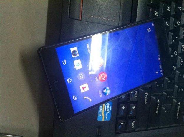 Sony Xperia Z3: Neue Fotos zeigen nächstes Topmodell von allen Seiten