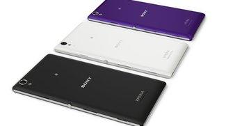 Sony Xperia Style: 5,3-Zoll-Phablet mit dünnem Gehäuse vorgestellt