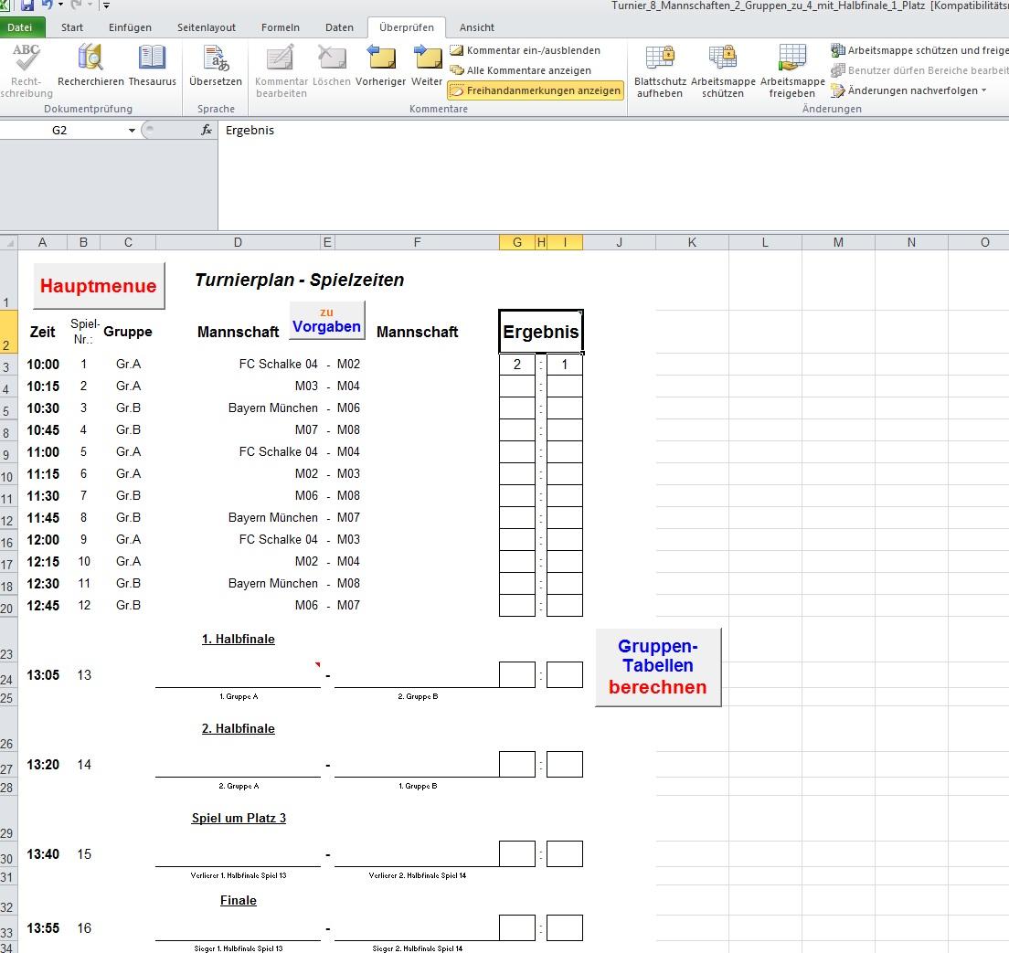 fussball tabelle erstellen kostenlos