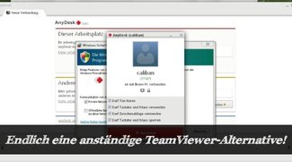 Teamviewer Alternative AnyDesk: Der bessere Teamviewer?
