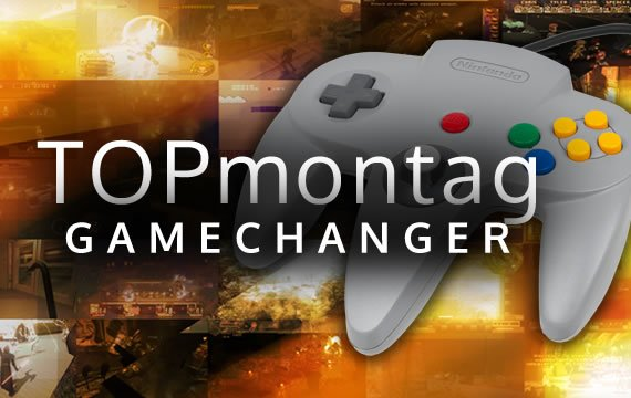 GIGA TOPmontag: Gamechanger der Videospielgeschichte - Teil 2