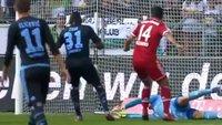 Telekom Cup 2015 im Live-Stream: Bor. Mönchengladbach - HSV und Bayern - FC Augsburg bei Sat.1