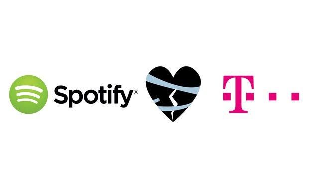 """Telekom: Spotify-""""Flat"""" knabbert weiter am Datenvolumen, AGB angepasst"""