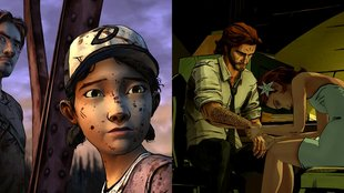 Telltale-Adventures: Walking Dead Season 2 im Play Store, The Wolf Among Us kommt für Android