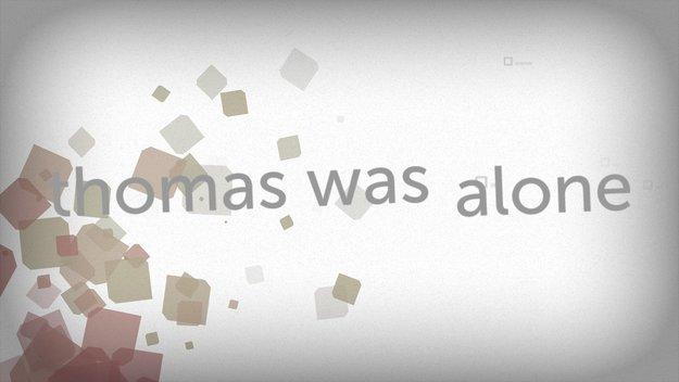 Thomas Was Alone: Indie-Jump'n'Run mit Ecken und Kanten im Test