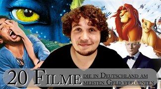 20 Filme die in Deutschland am meisten Geld verdient haben