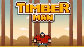 Timberman: Neues Geschicklichkeitsspiel à la Flappy Bird