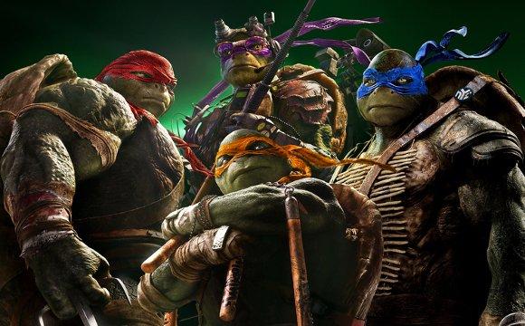 Ninja Turtles: Zwei Spots bringen neue Szenen & Humor