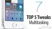 Top 5 Jailbreak-Tweaks für besseres iOS 7 Multitasking