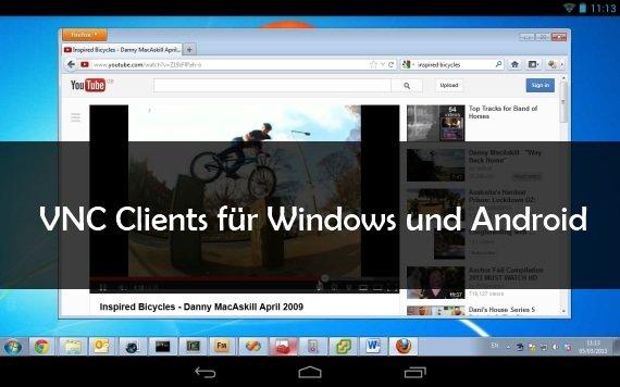 3 gute und kostenlose VNC Clients im Überblick (Windows und Android)