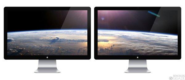 Desktop hintergrund doppelbildschirm