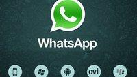 WhatsApp: Aktualisierungsproblem sperrt Nutzer aus