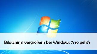 Bildschirm vergrößern: Die Tastenkombination für Windows 7 und den Browser