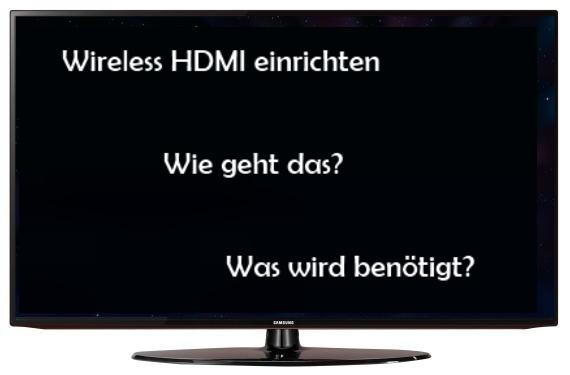 Drahtlos Statt Ratlos Wireless HDMI Einrichten So Gehts GIGA