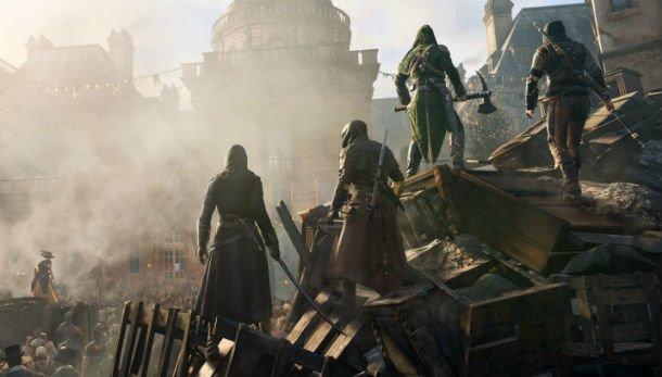 gamescom 2014: Assassin's Creed Unity erscheint mit Mikrotransaktionen