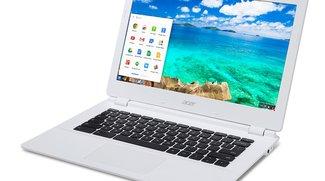 Acer Chromebook 13: Netbook mit Nvidia Tegra K1-SoC und 13 Stunden Akkulaufzeit vorgestellt